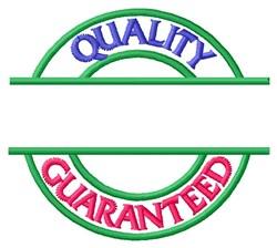 Quality Guaranteed embroidery design