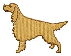 Irish Setter embroidery design