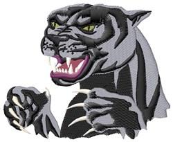 Wildcat embroidery design