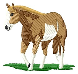 Horse Mare embroidery design