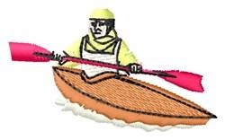 Kiwaet Boat embroidery design
