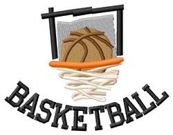 Basketball Jones embroidery design