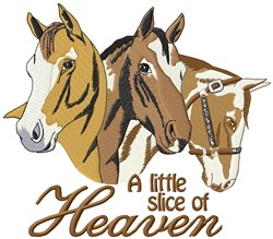 Heavenly Dream Horse embroidery design