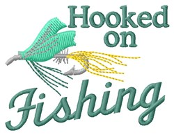Hook Decorated embroidery design