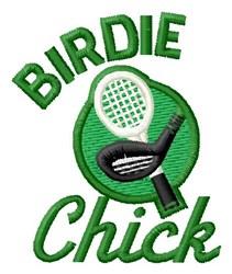 Birdie Chick embroidery design