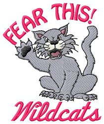 Fear This embroidery design