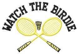 Watch Birdie embroidery design