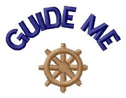Guide embroidery design