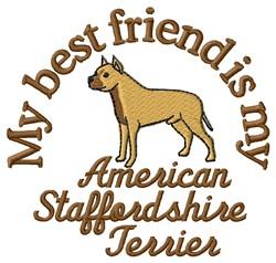 Staffordshire Friend embroidery design