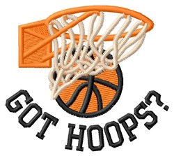 Got Hoops embroidery design
