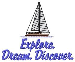 Explore embroidery design