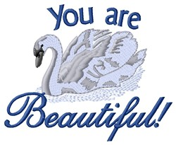 Are Beautiful embroidery design