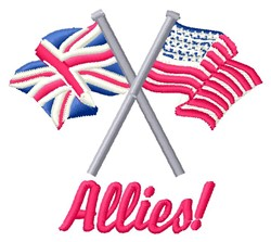 Allies embroidery design