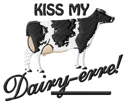My Dairy-erre embroidery design