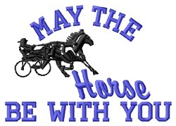 Be With You embroidery design