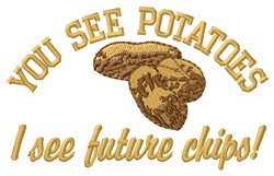 Future Chips embroidery design