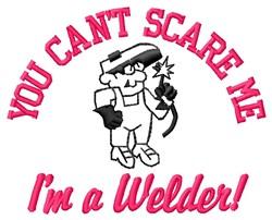 Im A Welder embroidery design