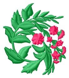 Flower Decoration embroidery design