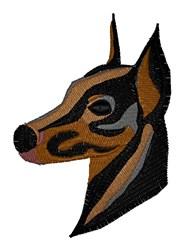 Dachshound embroidery design