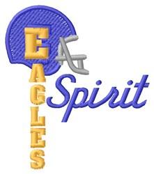 Eagles Spirit embroidery design