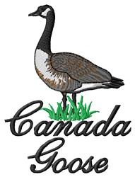 Canada Goose embroidery design