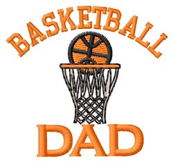 Dad embroidery design