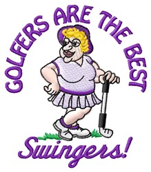 Best Swingers embroidery design