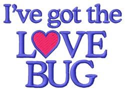 Love Bug embroidery design