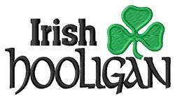 Irish Hooligan embroidery design
