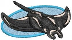 Sea Ray embroidery design