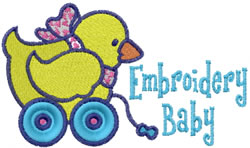 Embroidery Baby embroidery design