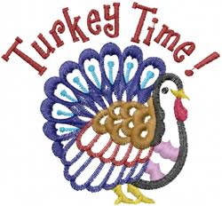 turkey time machine