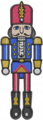 Free Nutcracker Machine Embroidery Designs