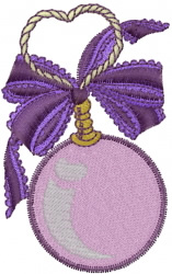 Baby Rattle embroidery design