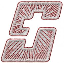 Saviour embroidery design