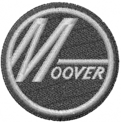 Moover embroidery design