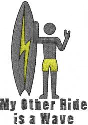 surfer machine