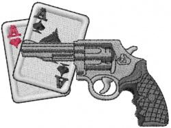 Texas holdem gun