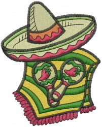 mexican machine embroidery designs