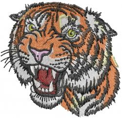 tiger machine