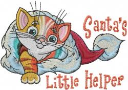 Little Helper embroidery design