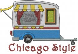 chicago style machine