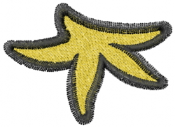 Sea Starfish embroidery design