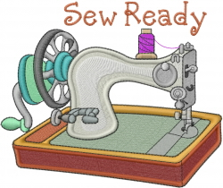 Sew Ready embroidery design