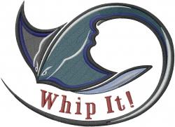whip it machine