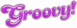 Groovy embroidery design