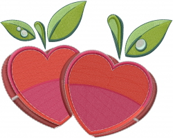 Valentine Candy Boxes embroidery design