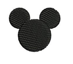 Mini Mickey embroidery design