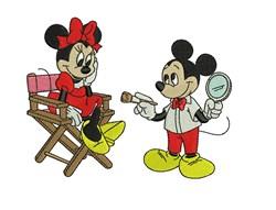 Disney Movie Set embroidery design