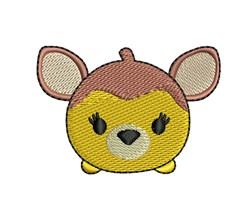Tsum Bambi embroidery design